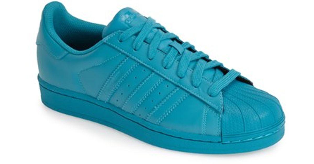 first rate dbbc7 b0e6e adidas-lab-green-pharrell-williams-superstar -supercolor-sneaker-green-product-0-829374940-normal.jpeg