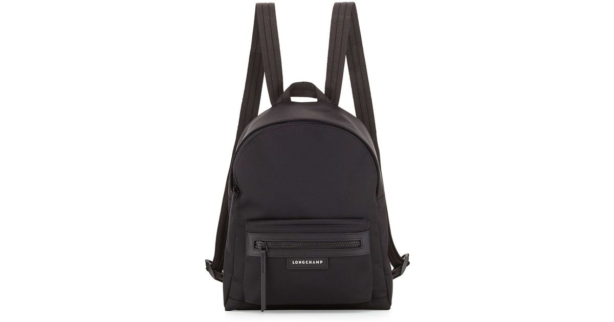 longchamp small backpack