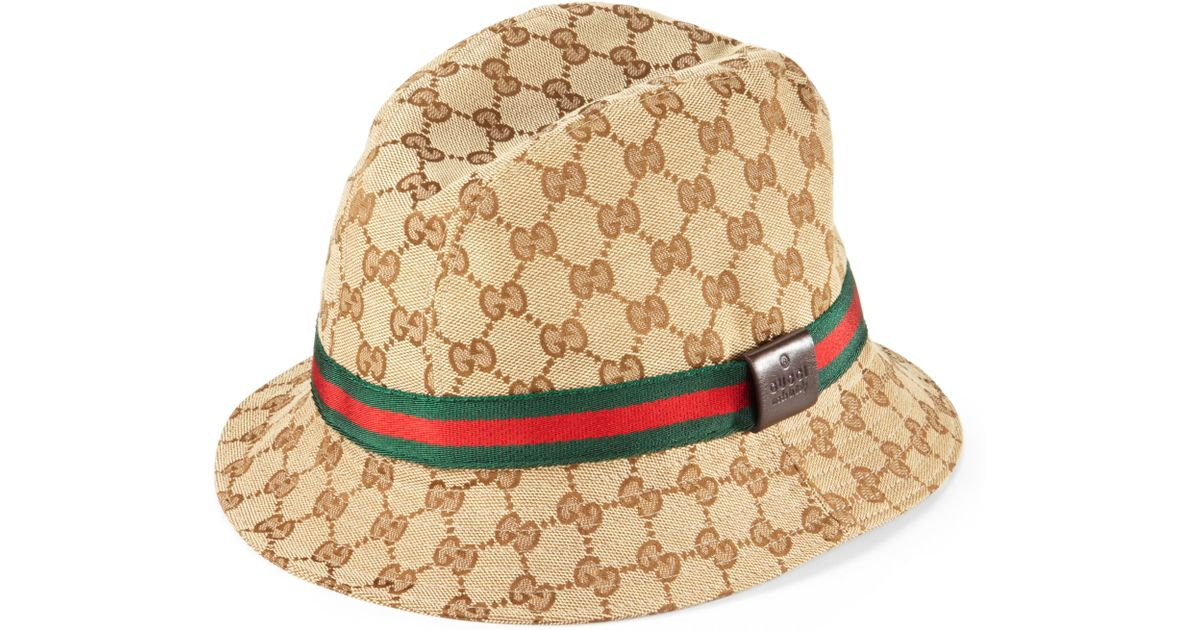 ce623eea767 Gucci La Hat