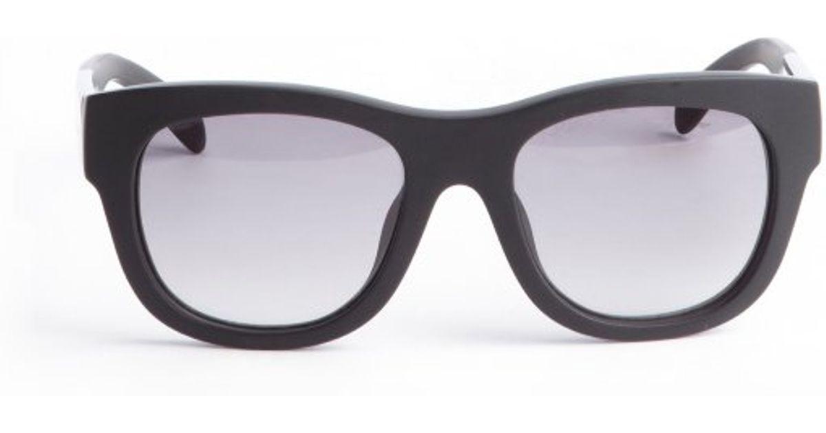Tortoise Print Sunglasses  marc by marc jacobs matte black tortoise print acrylic wayfarer