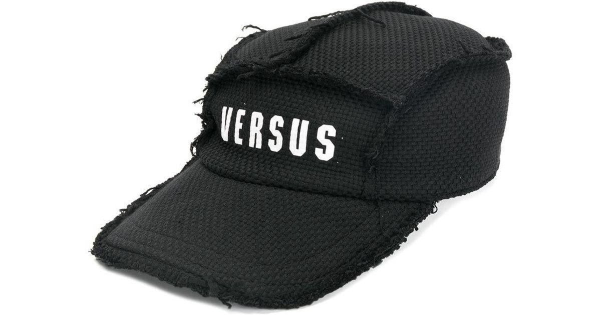 Logotipo Gorra De Béisbol - Negro Frente 13vdXf