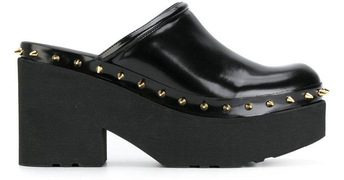 Saint Laurent Black Paloma Shoes