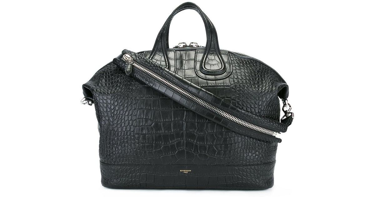 8a118f0f496 Lyst - Givenchy  nightingale  Holdall in Black for Men