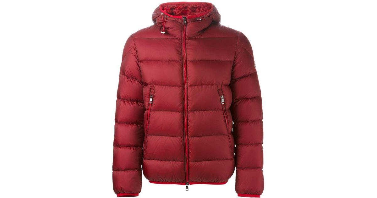 moncler chauvon red