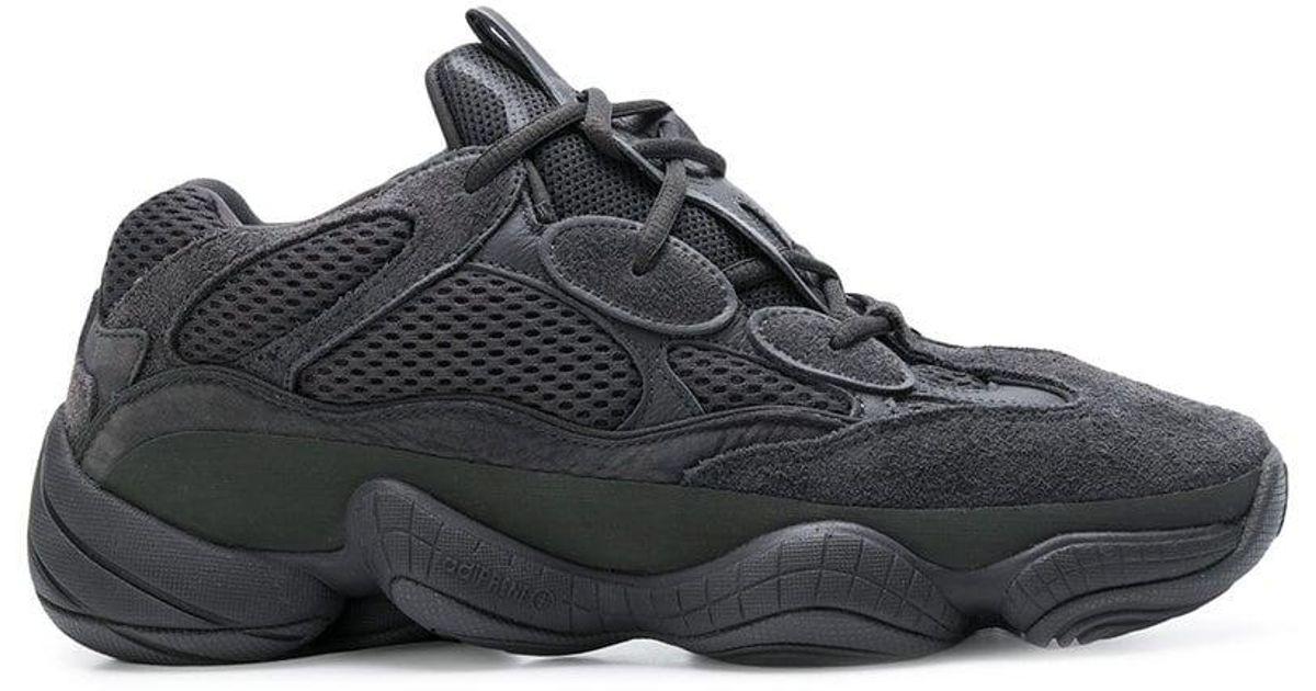 8ceac749b Lyst - Yeezy 500 Sneakers in Black for Men