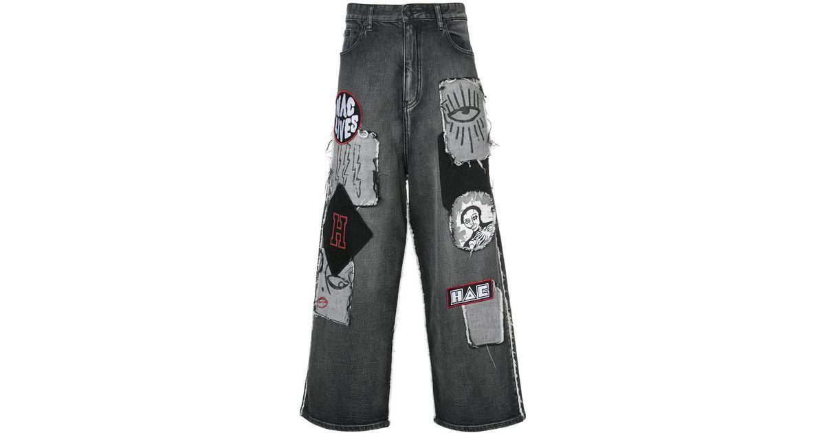 Dank jeans - Grey Haculla BU1ZAK