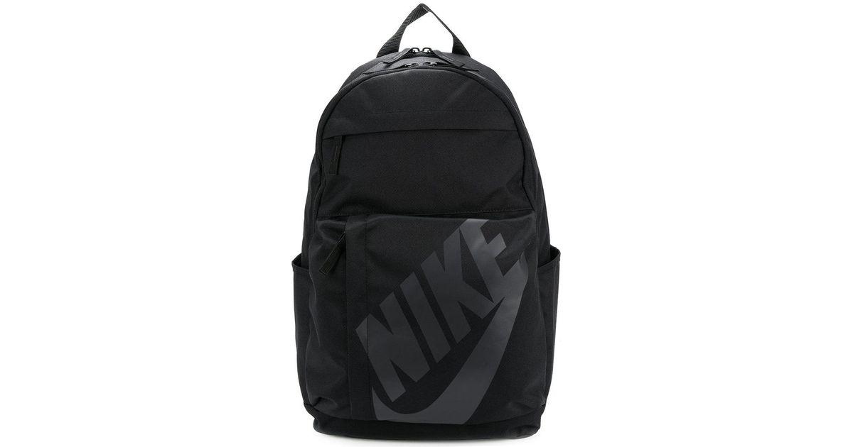 633e0cf6ad Pour Lyst À Elemental Coloris Dos Homme Sac Nike En Noir H2E9IeWDY