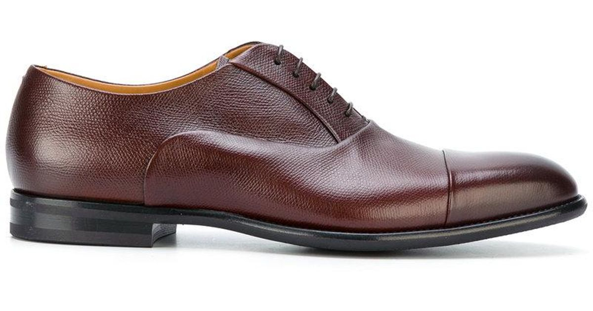 Chaussures Fabi - Oxford Marron Nm3TNGIP