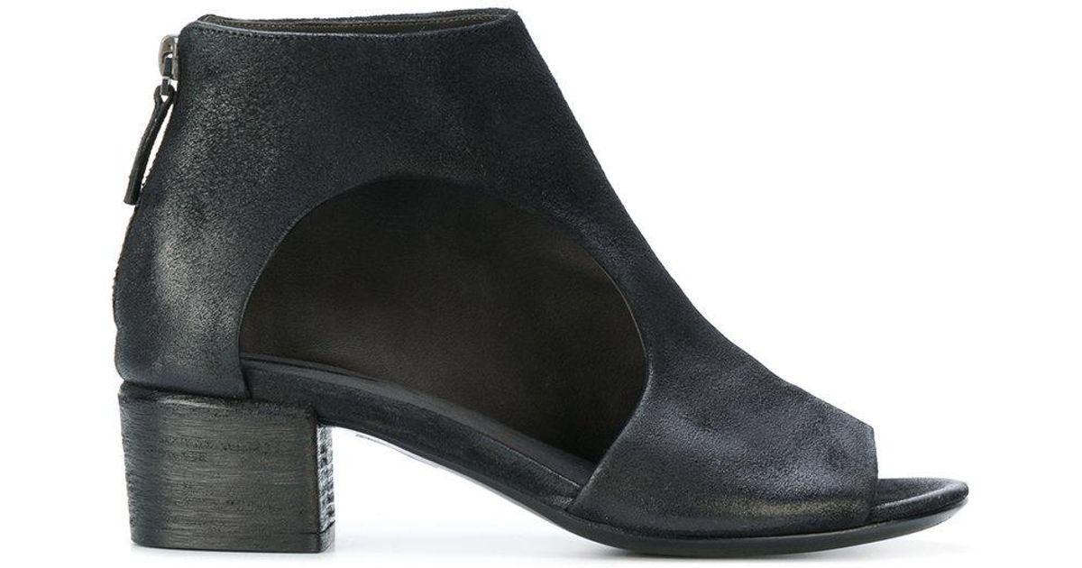 MARSèLL Suede Bo Sandalo Boots