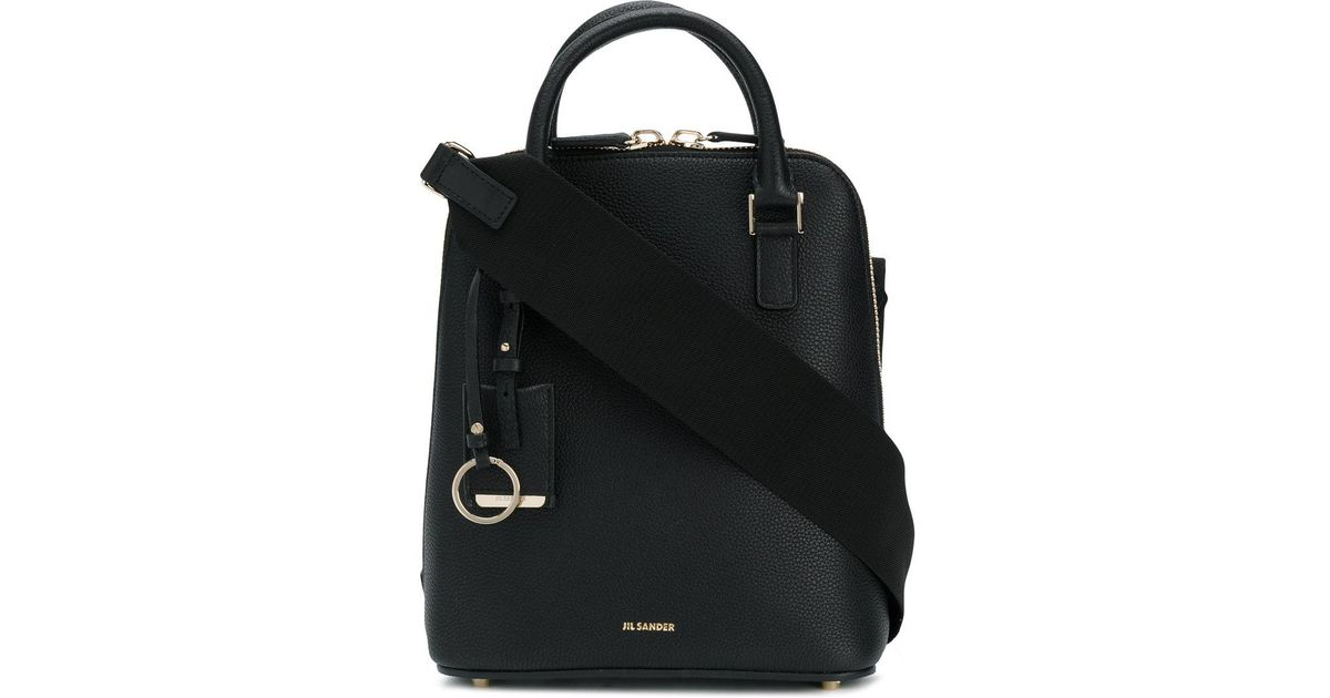 Jil Sander structured tote bag Authentic Amazing Price Cheap Online MIVzzi5N8