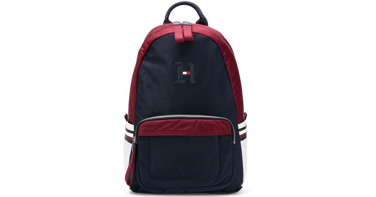 7904f03f51 Lyst - Tommy Hilfiger Lewis Hamilton Sport Backpack in Blue for Men