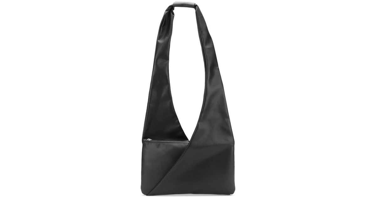 Lyst - MM6 by Maison Martin Margiela Japanese Pochette Bag Large in Black d6190c60ae1