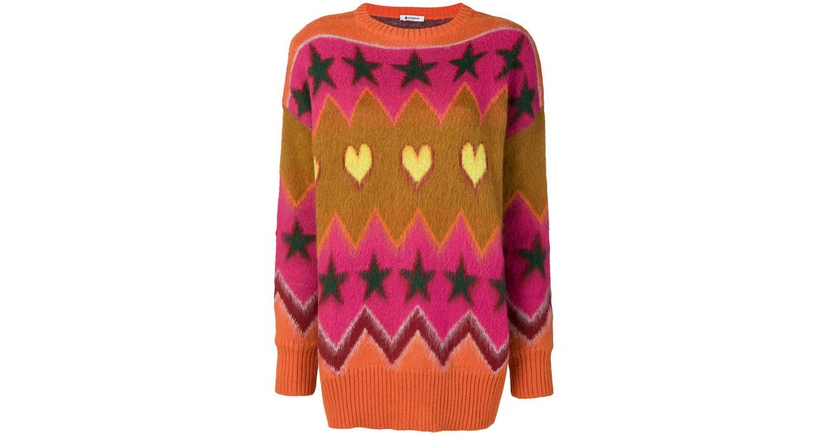Clearance Store Cheap Price Discounts Sale Online Dondup jacquard sweater Recommend For Sale Free Shipping Ebay All Size FgMIB