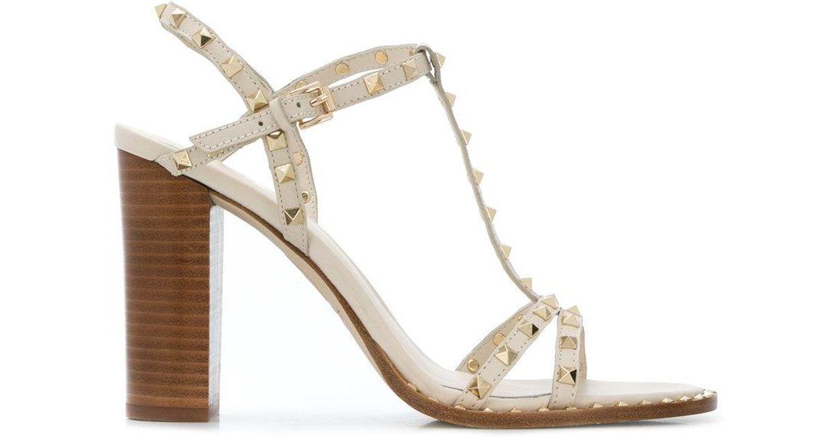 Sandales En Daim Luna - BeigeCult Gaia Dii4vWQUu
