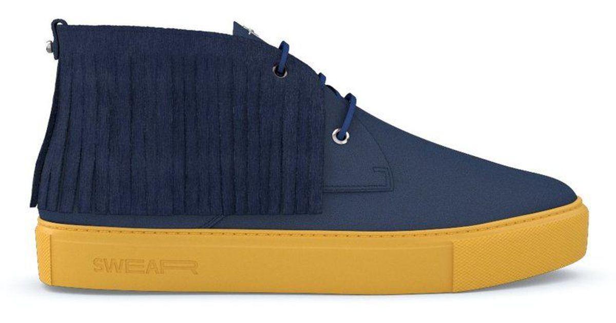 Maltby sneakers - Blue Swear 2i51pTR
