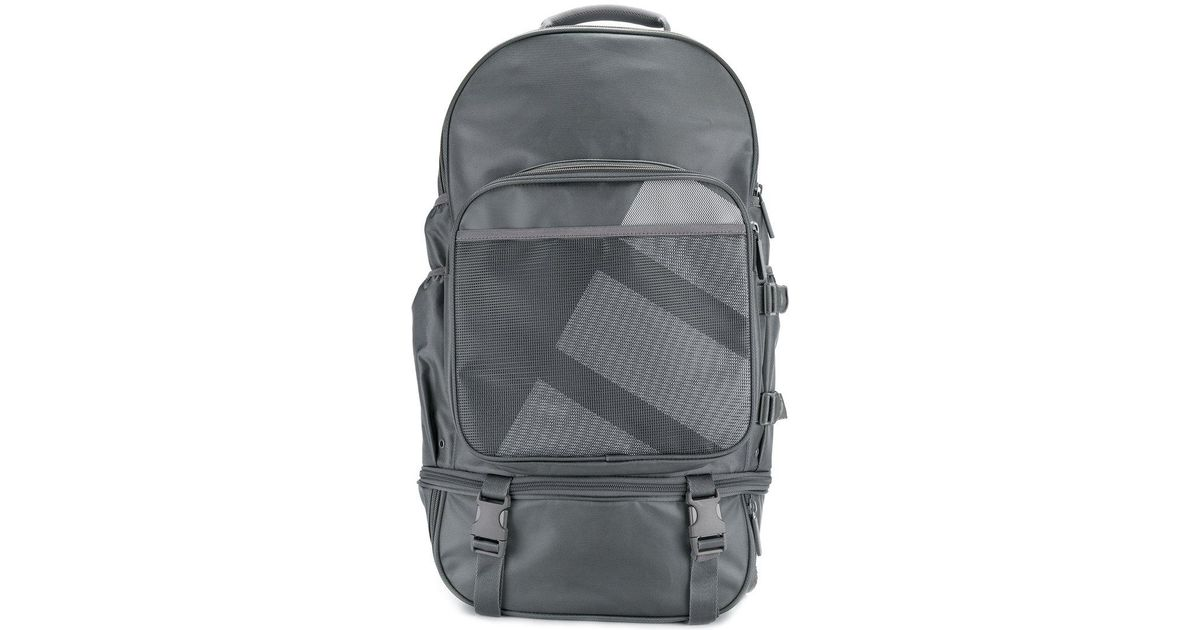aff36fa0a61d adidas Eqt Street Backpack in Gray for Men - Lyst