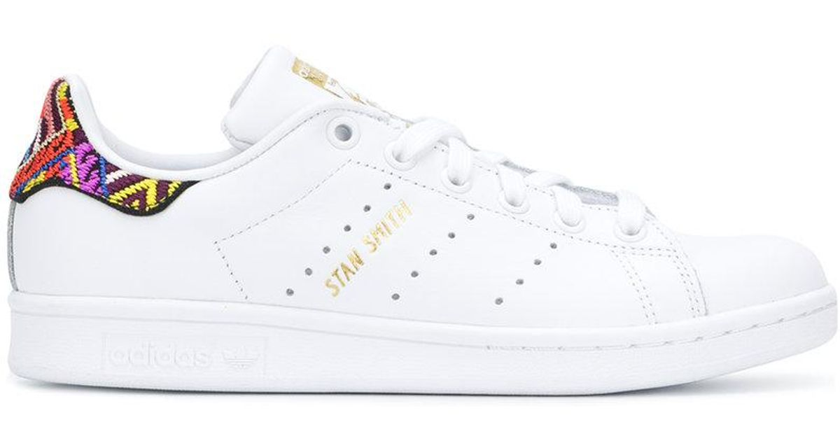 59c003aeee81 Lyst - adidas Originals X The Farm Company Stan Smith Sneakers in White