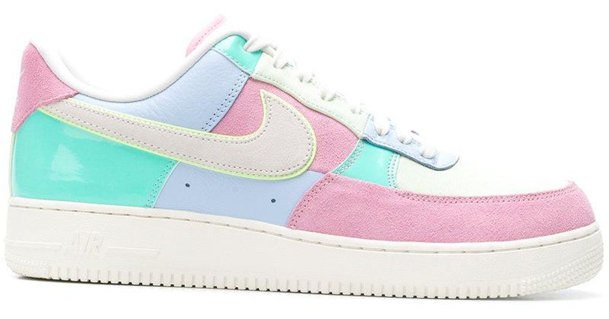 the latest 0d79f 177cc Lyst - Nike Air Force 1 Easter Egg Sneakers