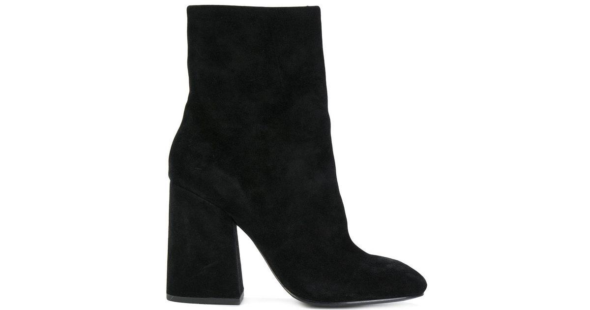 Baratos Manchester Tienda Online Jimmy Choo Maisie 35 boots - Black farfetch neri Camoscio Fechas De Liberación Baratas Venta La Mejor Venta Precio Barato Barato Popular 6XP4EN02ll