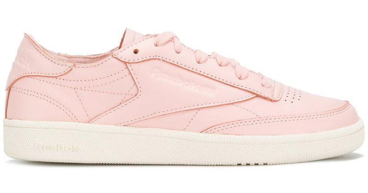 85366e9937e Reebok Club C 85 Dcn Sneakers in Pink - Lyst