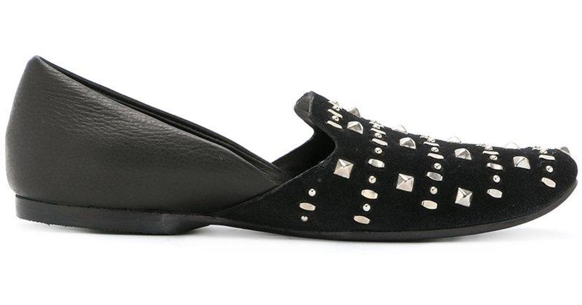 July studded slippers - Black Calleen Cordero vB6RTqU