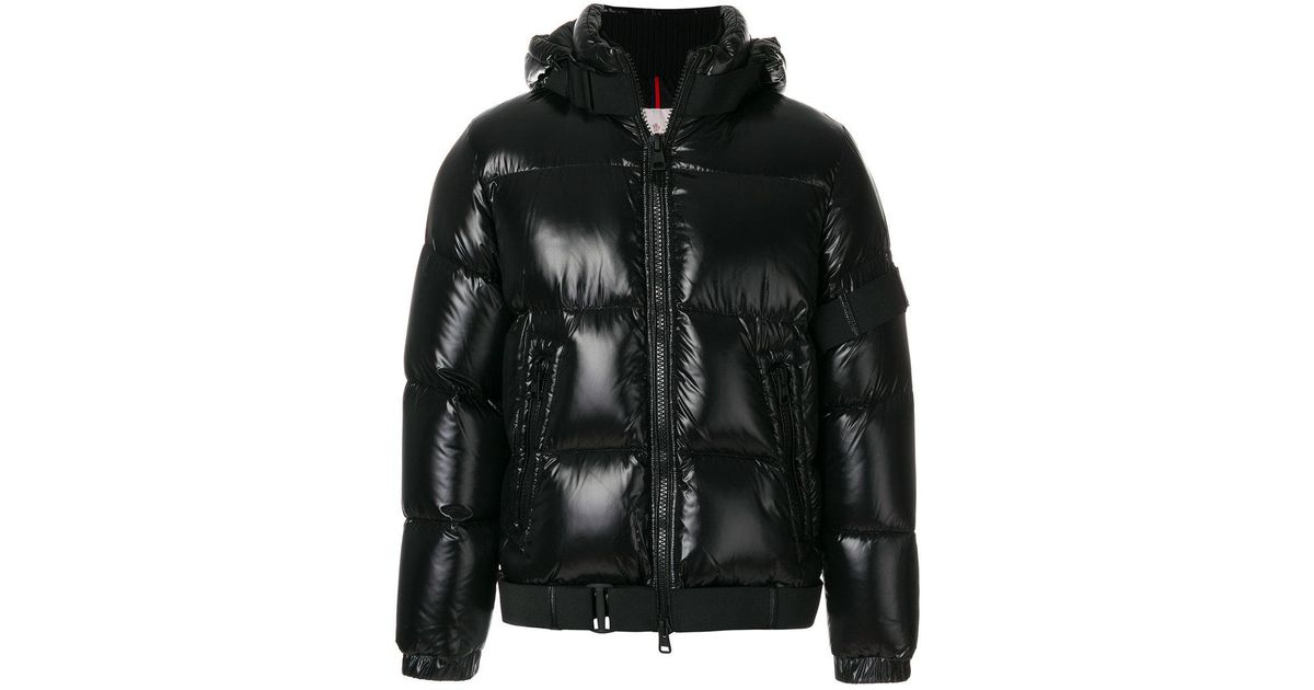 c6223e78e Lyst - Moncler Brook Padded Jacket in Black for Men