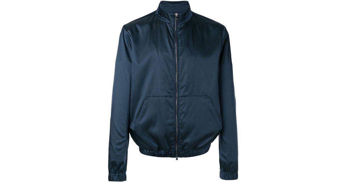 For Blue Zileri Unlined In Jacket Pal Men Lyst xXBqvw