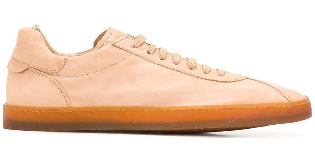 Karma 001 sneakers - Nude & Neutrals Officine Creative VSu2QKs1