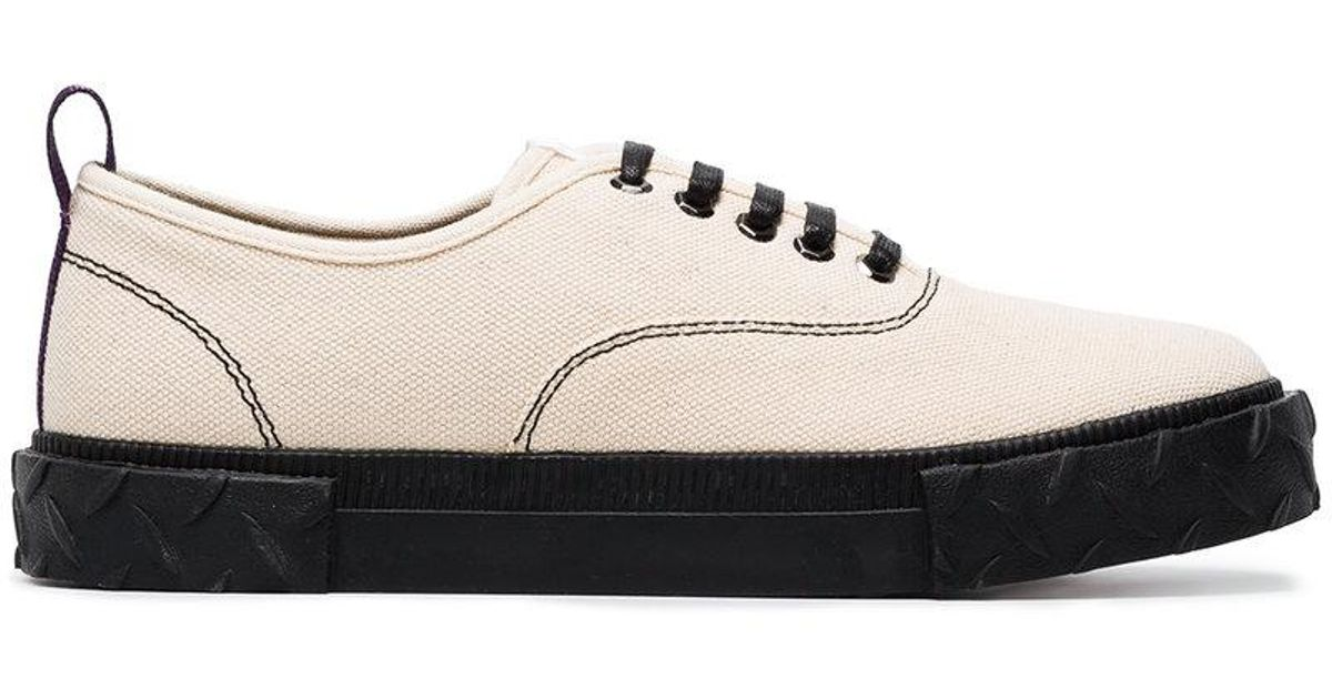 Viper low top canvas trainers Eytys o3DtoSp6rS