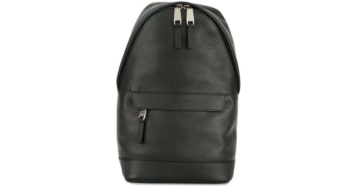 f68d4a8b90c3 Lyst Michael Kors Crossbody Backpack In Black For Men