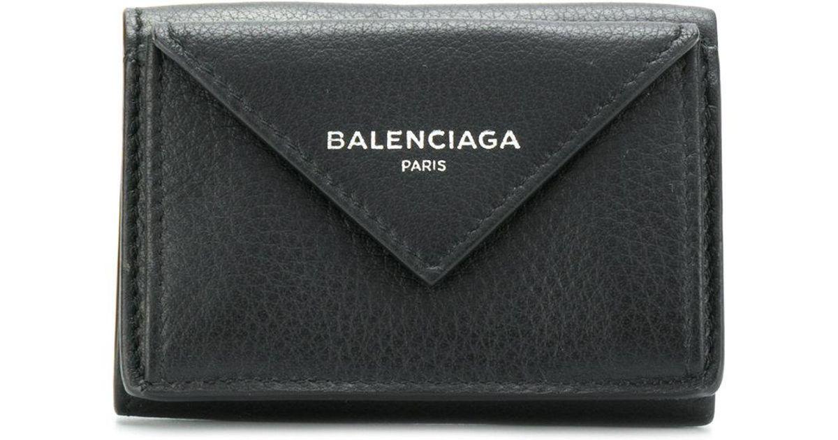 Papier wallet - Black Balenciaga 1mk7Tdp