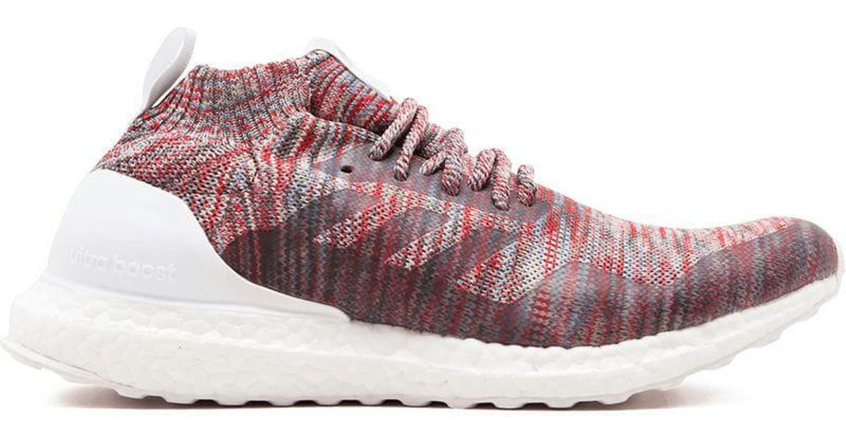 1b950db15 adidas Ultra Boost Mid Kith Sneakers for Men - Lyst