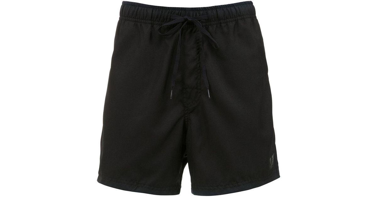 Shorts De Plage - Osklen Noir Q7fwI