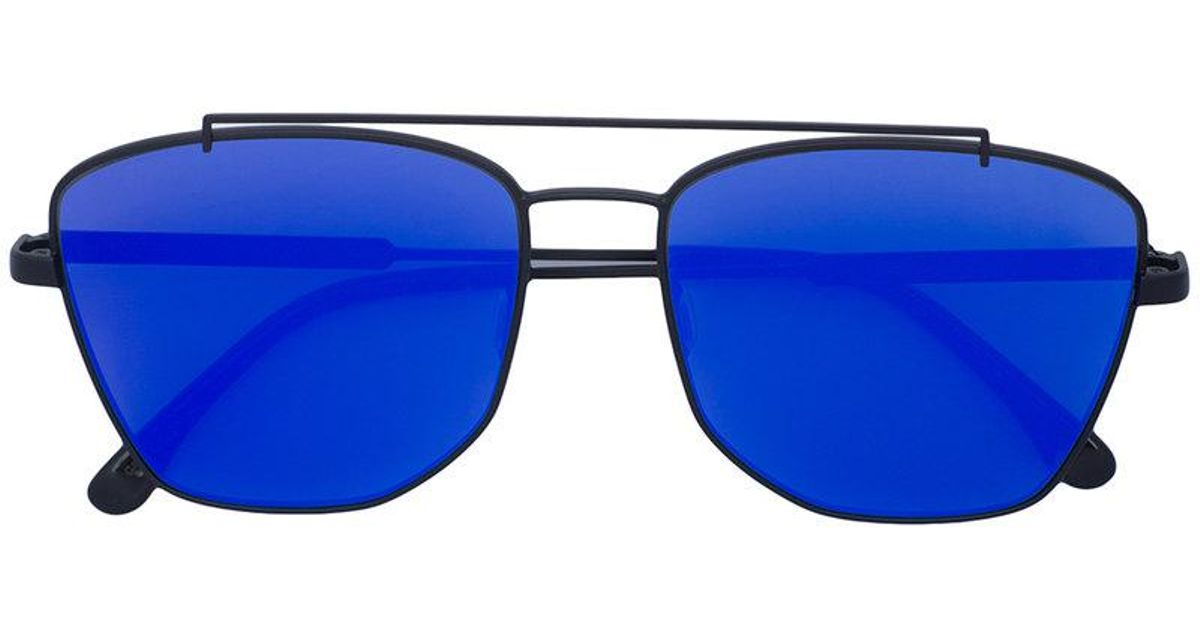 Concept Blue Sunglasses 79 Vera In Lyst Wang zY1nxE0qC