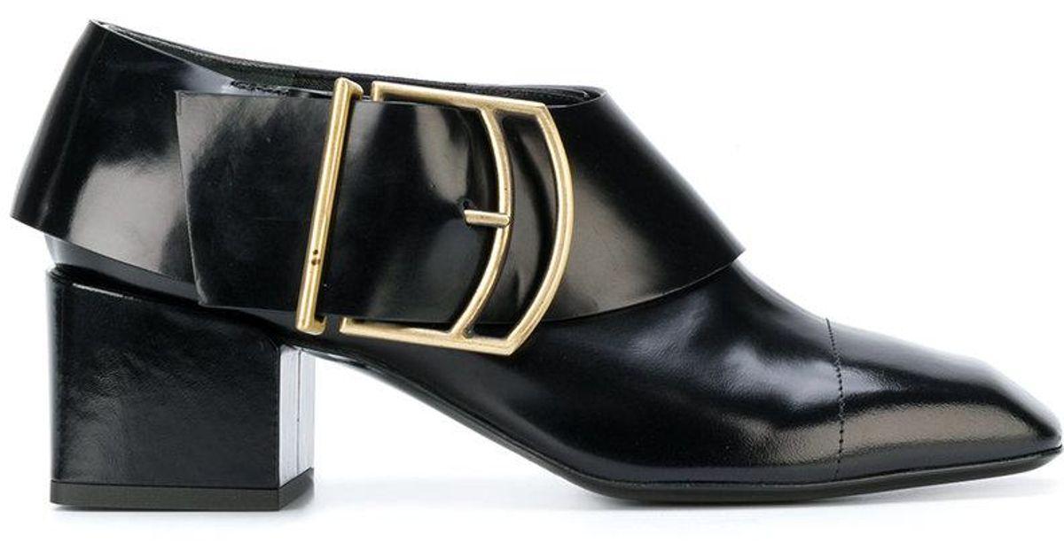 Jil Sander Block heel pumps NYp8V8k6Lx