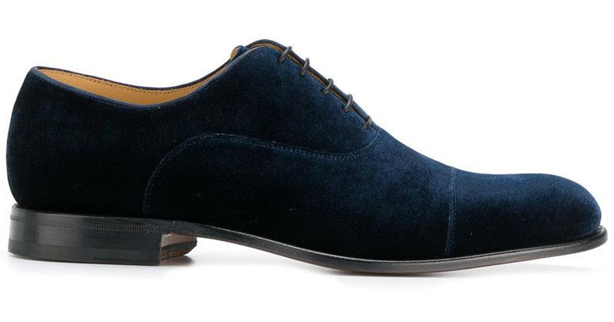 classic lace-up shoes - Blue Steves XKpK3hleWp