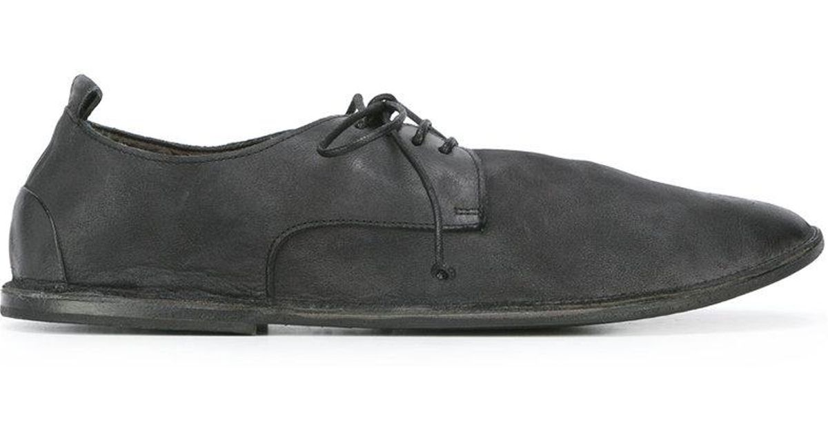 best website b0ac4 5742a marsell-Black-Peasant-Derby-Shoes.jpeg