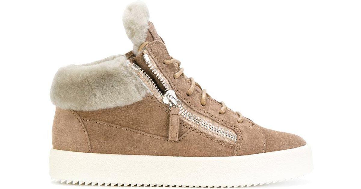 the best attitude 1e0ce 6cbf4 giuseppe-zanotti-Brown-Kriss-Sneakers.jpeg