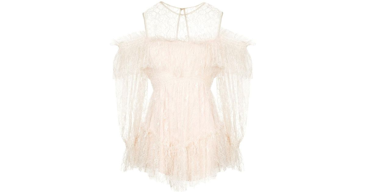 77d2397c16 Lyst - Alice McCALL One In A Million Playsuit in White
