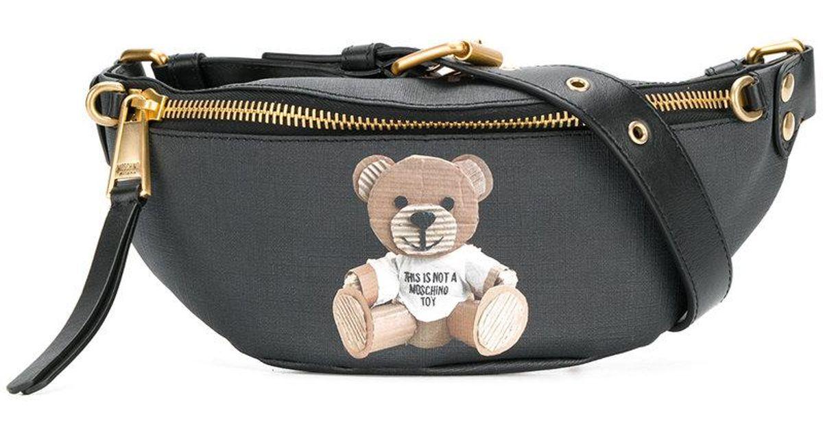 6ac54114081a Moschino Teddy Bear Purse - New image Of Purse