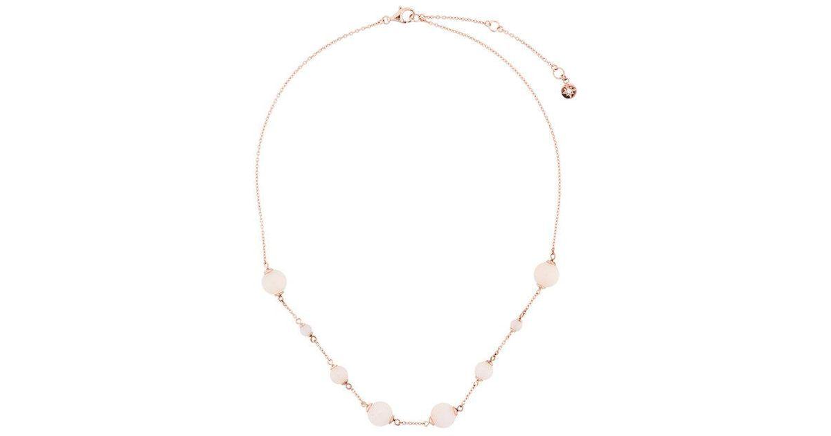 Astley Clarke Opal Peggy necklace - Metallic amWJqm