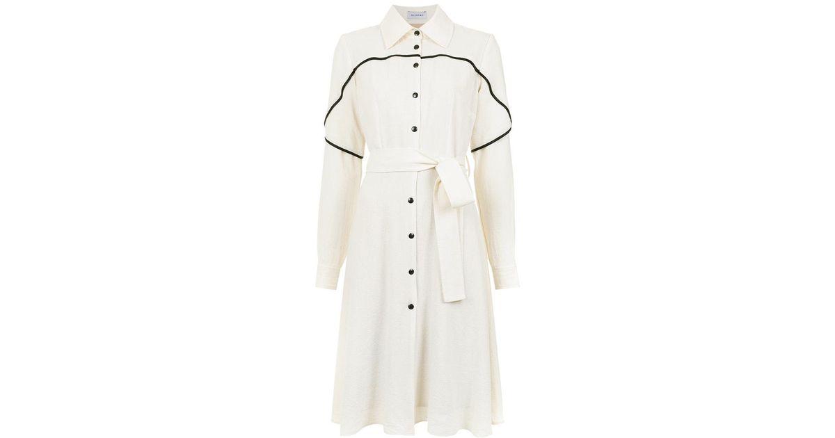 Jasmine dress - White OLYMPIAH So3uI