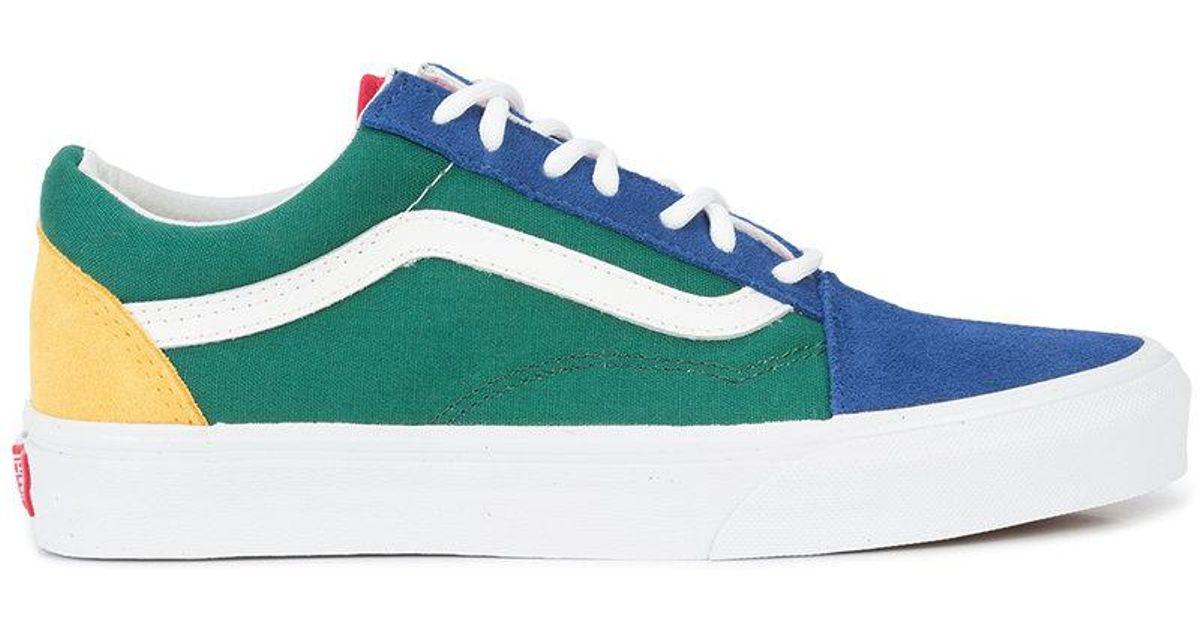 f7f51fe186 Lyst - Vans Vault Ua Og Old-skool Lx Sneakers in Blue for Men