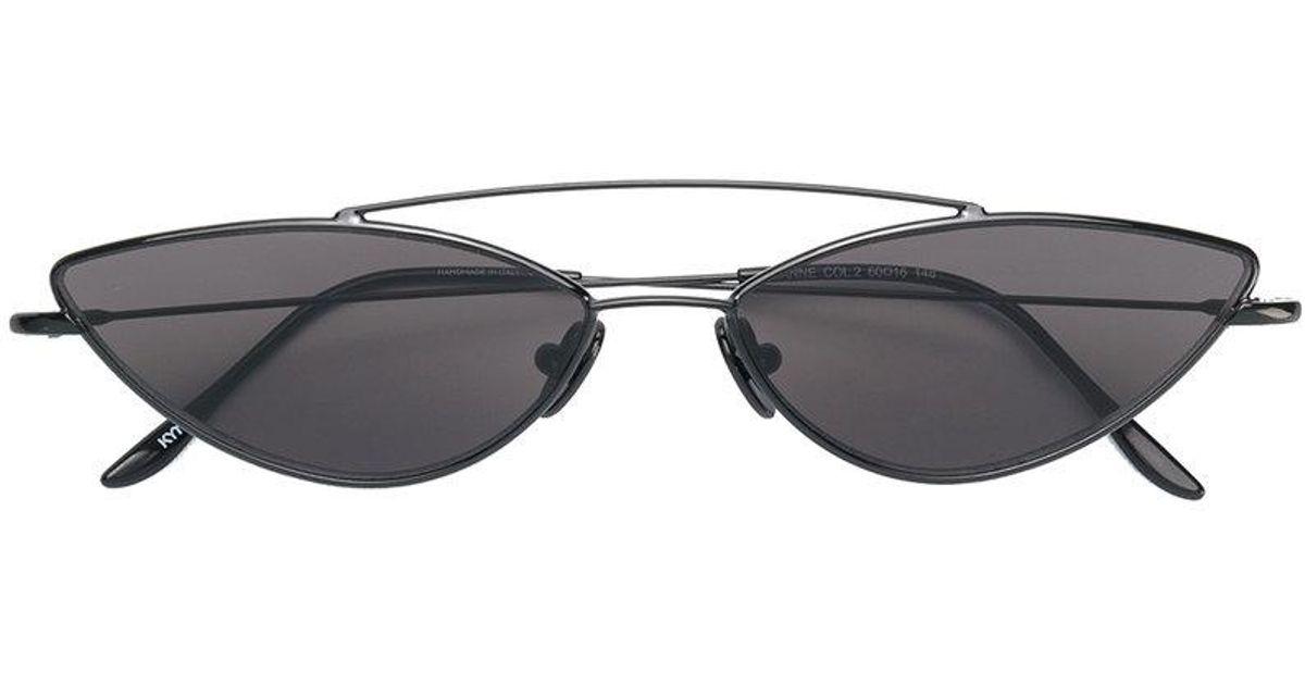 Jeanne Kyme Cat Eye Sunglasses Kyme Cat Eye Jeanne 7w7q8dA5
