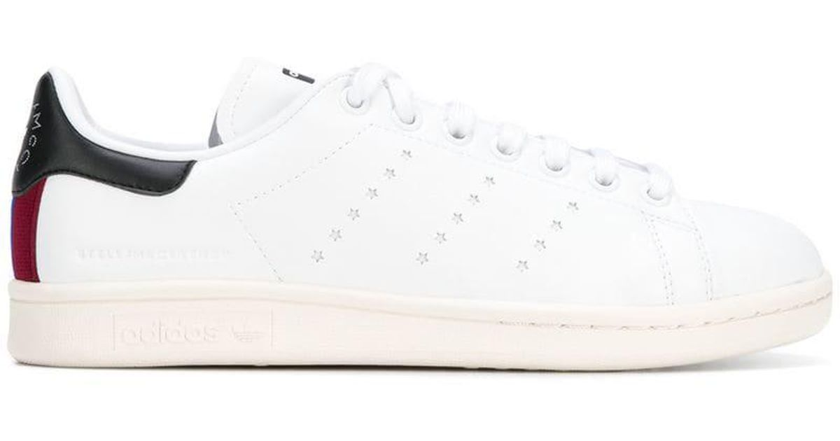 Lyst - adidas By Stella McCartney Stella  stan Smith Adidas Originals  Sneakers in White 0a1eaeb2a