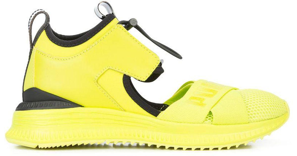 Puma Fenty Avid Sneakers in Green - Lyst 740ca07e2