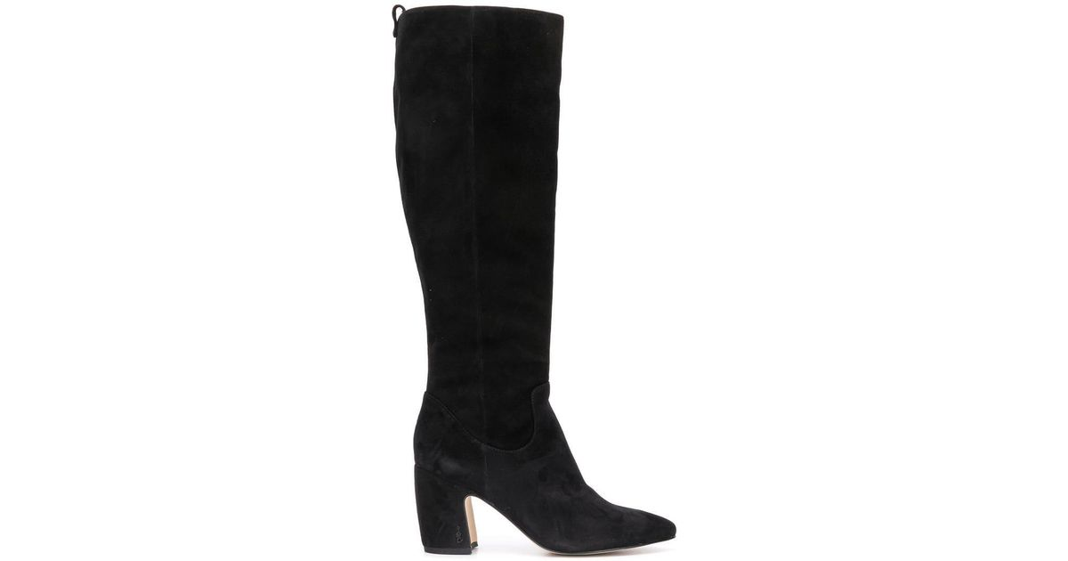 54ae9b51fd488 Lyst - Sam Edelman Mid-calf Length Boots in Black