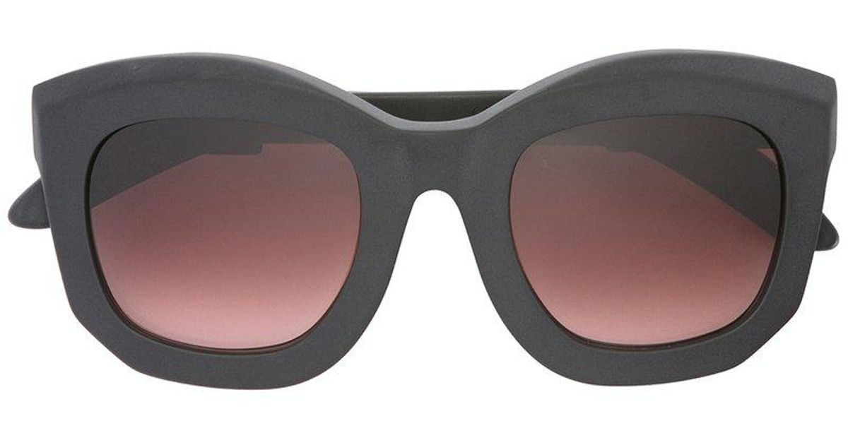 Kuboraum 'mask Bm' Gafas de sol B2 TwHEpF