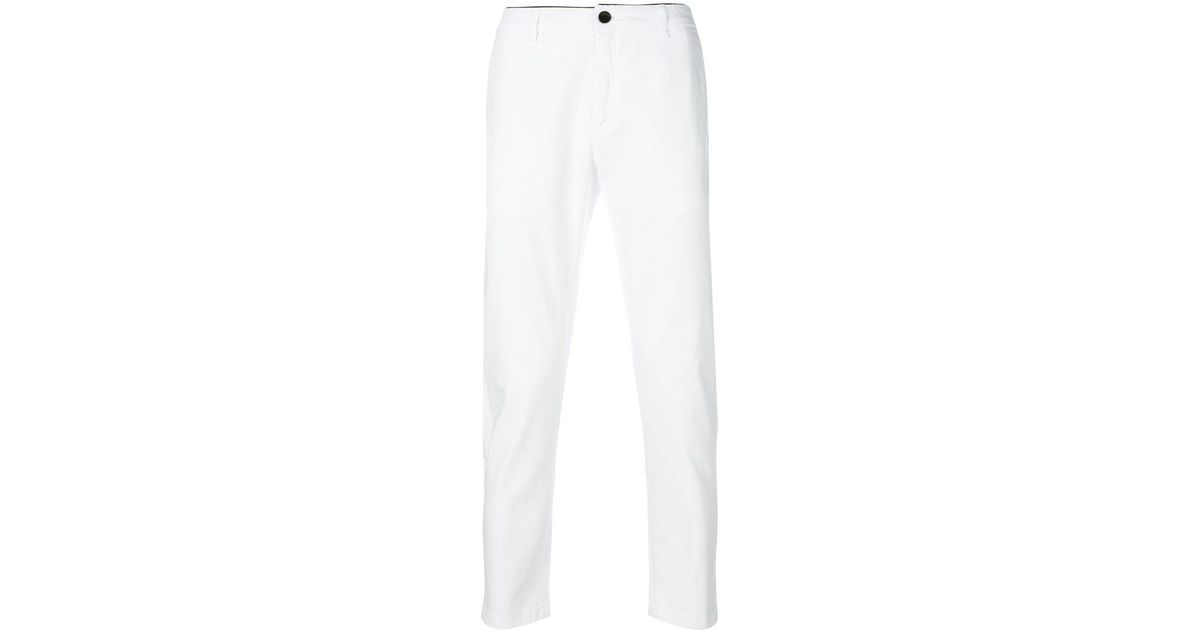 tapered trousers - White Department 5 144L5cNkQR