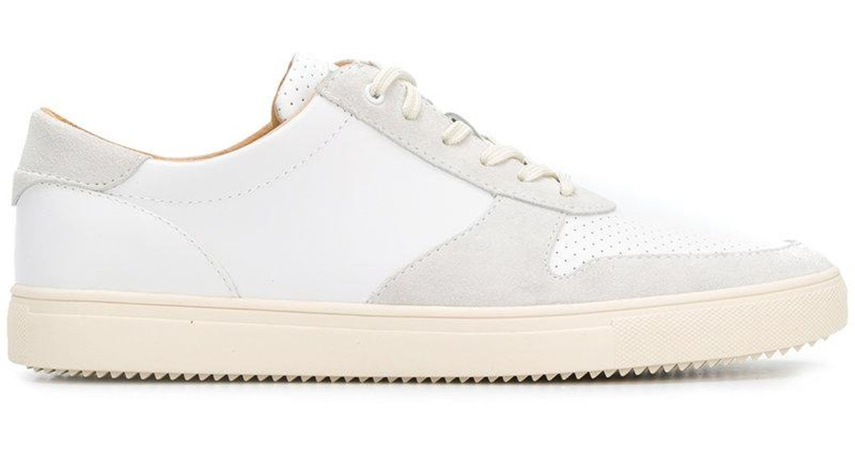 Gregory low-top sneakers - White Clae eFg3t